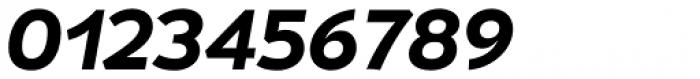 Umba Sans Bold Italic Font OTHER CHARS