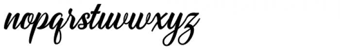 Umbrellia Regular Font LOWERCASE