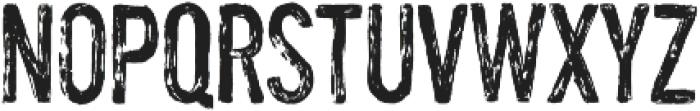 Unboring Regular ttf (400) Font UPPERCASE