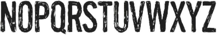 Unboring Regular ttf (400) Font LOWERCASE