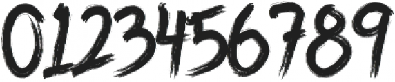 Undead ttf (400) Font OTHER CHARS