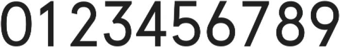 Undeka otf (400) Font OTHER CHARS