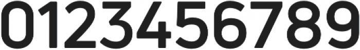 Uni Neue Bold otf (700) Font OTHER CHARS