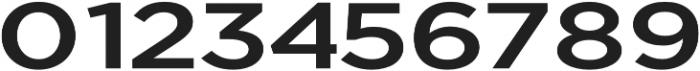 Uniclo otf (500) Font OTHER CHARS