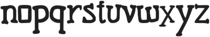 Unicorg Comedy ttf (700) Font LOWERCASE