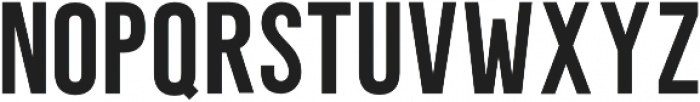Unleash San Serif otf (400) Font LOWERCASE
