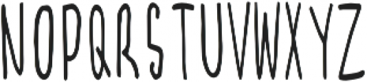 Unnamed otf (400) Font UPPERCASE