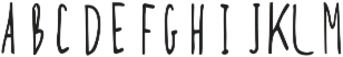 Unnamed otf (400) Font LOWERCASE