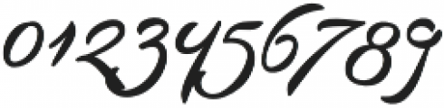 Unthrift Second otf (400) Font OTHER CHARS