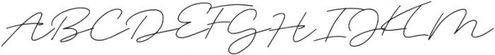 unforgiven otf (400) Font UPPERCASE