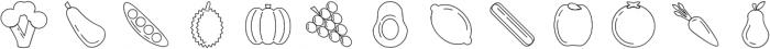 untitled-font-1 ttf (400) Font LOWERCASE