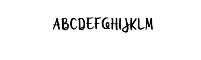 Unquestionify.otf Font UPPERCASE
