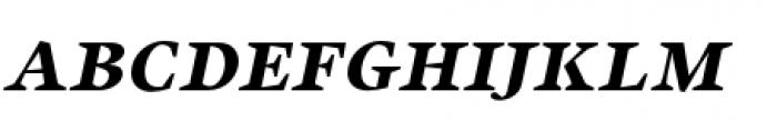 Union Bold Small Caps Italic Font LOWERCASE