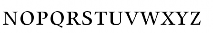 Union Small Caps Font LOWERCASE