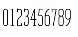 Unknown Caller BTN Regular Font OTHER CHARS
