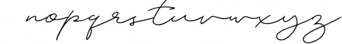 Unforgiven Font LOWERCASE