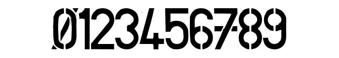 UNCONFORM  plain Font OTHER CHARS