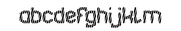 UNDERGROUND 2 Font LOWERCASE