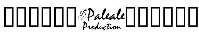 Unca Pale 1 Font UPPERCASE