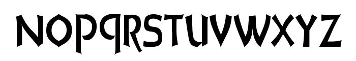 UnciaDis Font LOWERCASE
