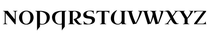 UncialAntiqua-Regular Font UPPERCASE