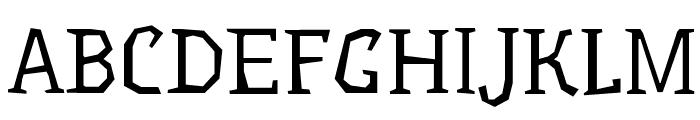 Underdog Font UPPERCASE