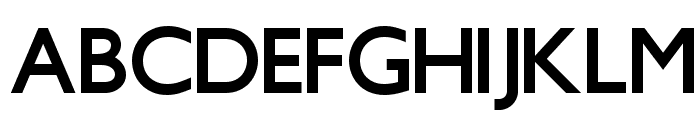 Underground NF Font UPPERCASE