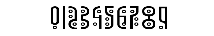 Underground Rose Expanded Font OTHER CHARS