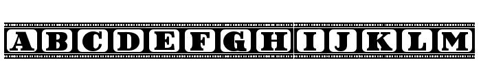 Undeveloped Regular Font LOWERCASE