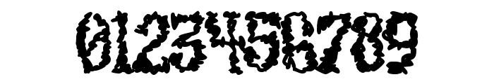 UndieCrust Font OTHER CHARS
