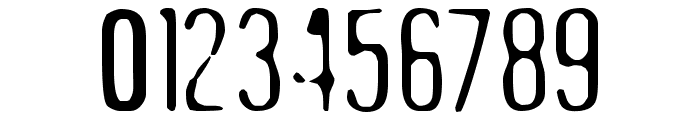 Undo35 Font OTHER CHARS