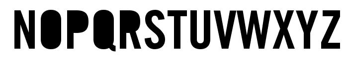 Unholy Trade Font UPPERCASE