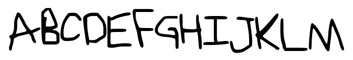 Uni Font UPPERCASE