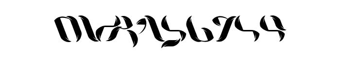 UniLeaf Italic Font OTHER CHARS
