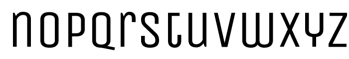 Unica One Font LOWERCASE