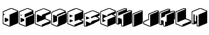 Unicode 0024 Font UPPERCASE
