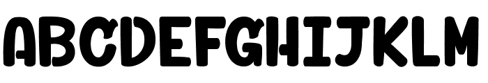 Uniflex_PersonalUseOnly Font UPPERCASE