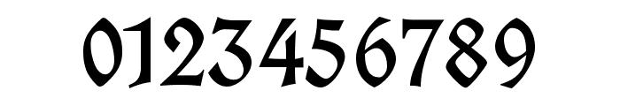 UnifrakturCook-Regular Font OTHER CHARS