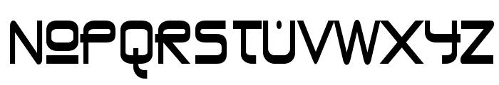 UnionCityBlue-Regular Font UPPERCASE