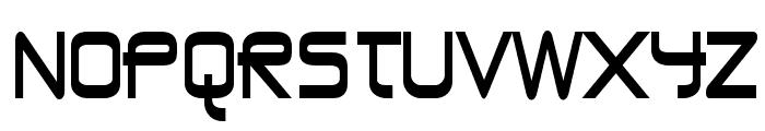 UnionCityBlue-Regular Font LOWERCASE