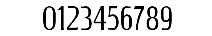 UnitechCondUT Light Font OTHER CHARS