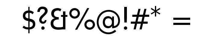 UniversalisADFPro-Regular Font OTHER CHARS