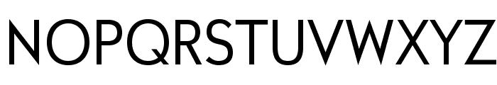 UniversalisADFPro-Regular Font UPPERCASE