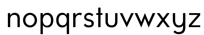 UniversalisADFPro-Regular Font LOWERCASE
