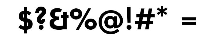 UniversalisADFStd-Bold Font OTHER CHARS
