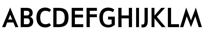 UniversalisADFStd-Bold Font UPPERCASE