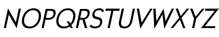 UniversalisADFStd-Italic Font UPPERCASE