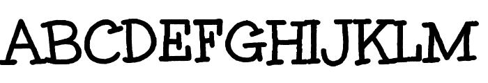 Unkempt Bold Font UPPERCASE