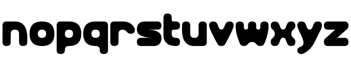 Unocide Font LOWERCASE