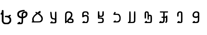 untitled-font-1 Font LOWERCASE